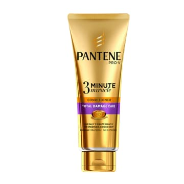 Pantene Conditioner 150ml (3minute Miracle total Damage Care)