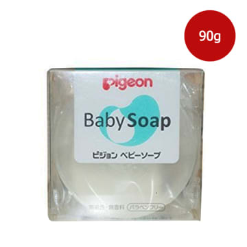 Pigeon-Baby Soap 90G(Refill)