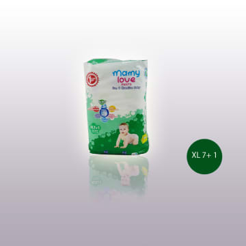 Mamy Love Pants Fun & Creative Baby (XL 7+1)pics