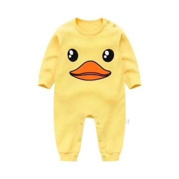 Baby Duck Romper