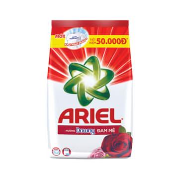 ARIEL LAU Pwd Quick Clean Passion - 650g