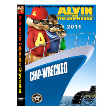 Alvin and the Chipmunks- Chipwrecked (2011)