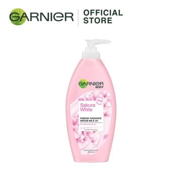 GARNIER Sakura White Serum Milk Body Lotion - 400ML