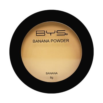 BYS Banana Powder Pressed - 8g