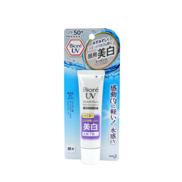 Biore UV Aquarich Whitening Essence