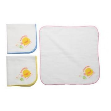 100% cotton handkerchief (Piyo Piyo)