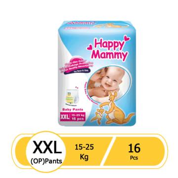 Happy Mammy Original Pants XXL - 16 Pcs