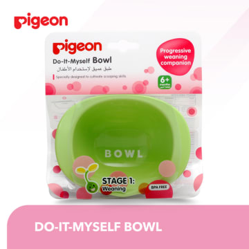 Pigeon Feeding Bowl Stage 1 (6 M+)