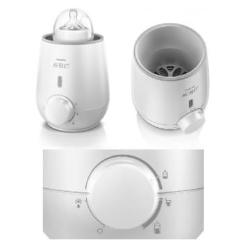 AVENT BOTTLEWARMER FAST GLOBAL - SCF-355/00