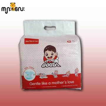 Good One (Baby Tape Diaper M 28 Pcs/ 5kg - 10kg)