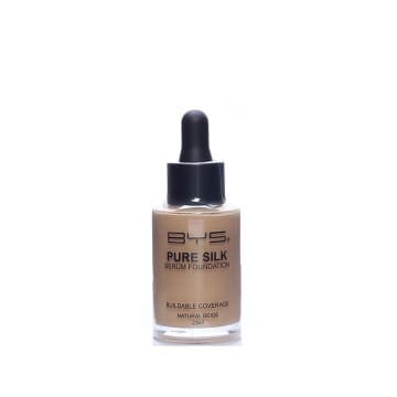 BYS Pure Silk Serum Foundation (Natural) - 23g