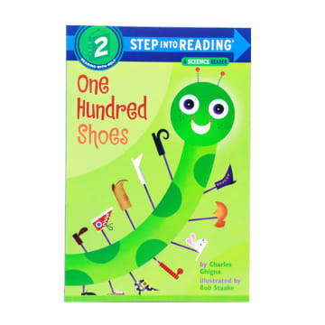 Step into Reading Step 2 One Hundred Shoes