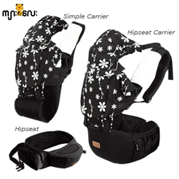 3 in 1 Multi-function Hipseat Carrier (CR001)