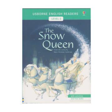 Usborne English Readers L-2 the snow Queen