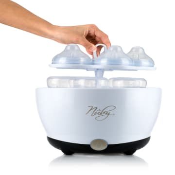 Nuby - Natural  Touch Electric Steam Steriliser