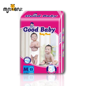 Good Baby (Baby Pants M 11Pcs/4 kg -10 kg)