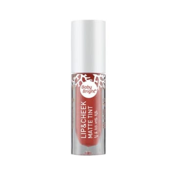 Baby - Lip & Cheek Matte Tint#19Pomegranate