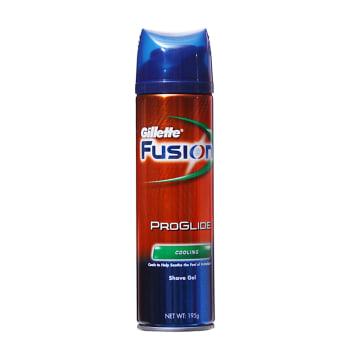 Gillette Fusion PROGLIDE Shaving Cooling Gel 195g