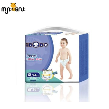 iBOBO Diaper Pant (XL-24 Pcs)