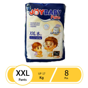 Joy Baby pants XXL (8pcs)