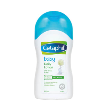 Cetaphil Baby Lotion (400ml)