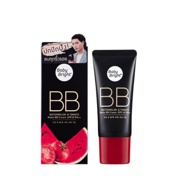 Baby bright Watermelon & Tomato Matte BB Cream 30g#21