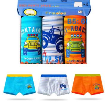 BD Kids Boy Underwear (3 Pcs)