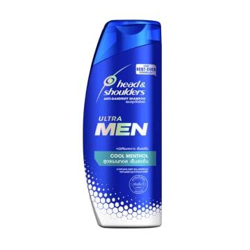 Head & Shoulders 315ml-( Ultra Men- Cool Menthol)
