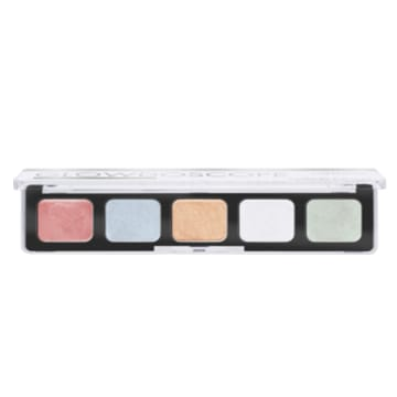Catrice Glowdoscope Highlighter Palette 010