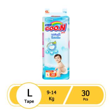 Goo.N Tape L - 30 Pcs