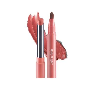 Baby Bright - MM Mineral Matte Lip Paint#08Burned Caramel