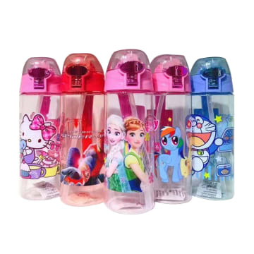 Water Bottle (Cartoon Character)