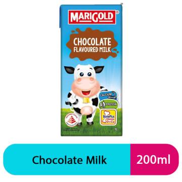 MariGold Chocolate flavoured Milk 200ml