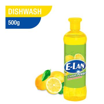 E-LAN Dishwashing Liquid Lemon RL 500g 67912607