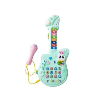 Baby Guiter with Mic  (3+ Ages)