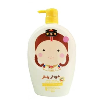 Body Lotion 750ml