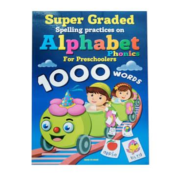 Alphabet Phonics For Preschoolers(1000 words)