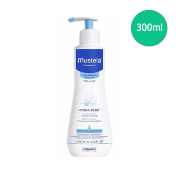 Mustela Body Lotion Moisturizes and Strengthens (300ml)