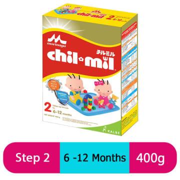Morinaga chil mil (6-12 Months) 400g