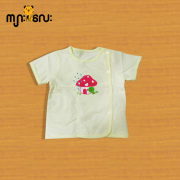 Baby Mammy BS Printed Color T-Shirt Size-2 (1-3 M)
