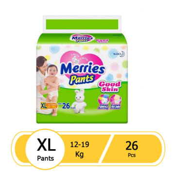 Merries Pants Good Skin XL (26 Pcs)