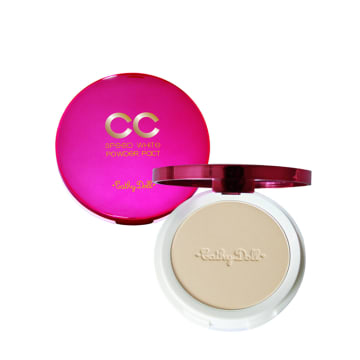 Cathy Doll CC Powder Pact 12g (#21 Light Beige)