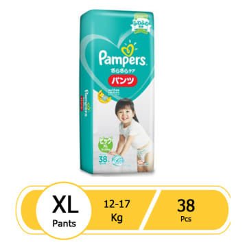 Pampers - XL (38 Pcs)