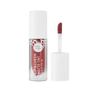 Baby Bright - Lip & Cheek Matte Tint#17Rose Apple