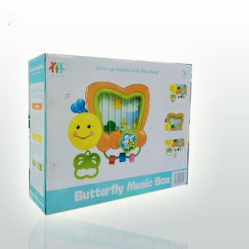 BEILEKANG-Butterfly Music Box