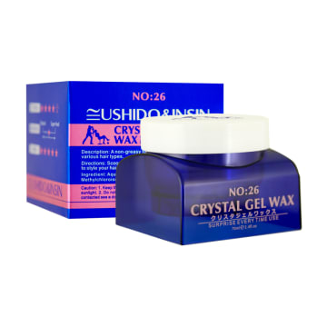 EUSHIDO - Wax No.26 ( Crystal Gel) (100ml)