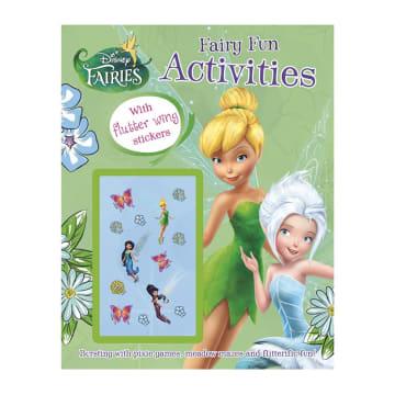 Disney Fairies Fairy-fun Activities