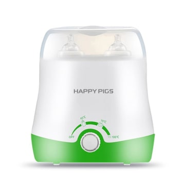 Happy Pigs Bottle Warmer
