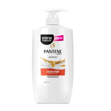 Pantene Shampoo 680ml (Color & pern)