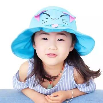 Baby Hat (Kitty)